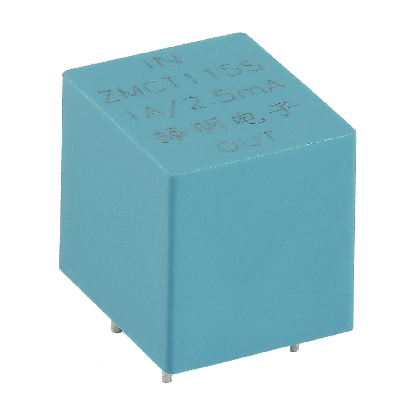 PCB mounting current transformer 400:1