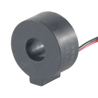 φ11mm leading wires current transformer 2500:1